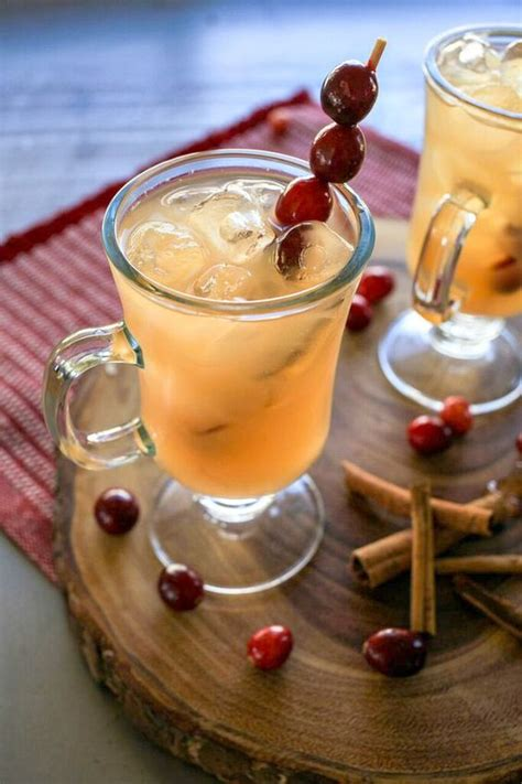chilled christmas punch recipe non alcoholic punch