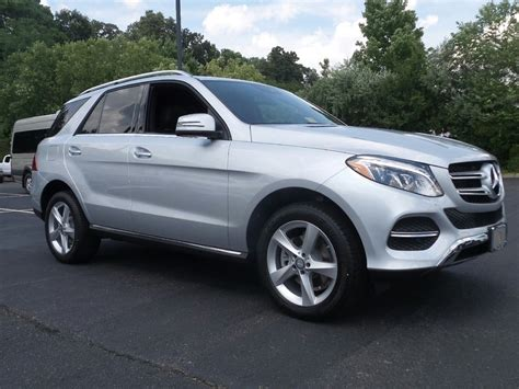 Mcgeorge Mercedes by New 2016 Mercedes Gle Gle350 4matic Suv In Midlothian