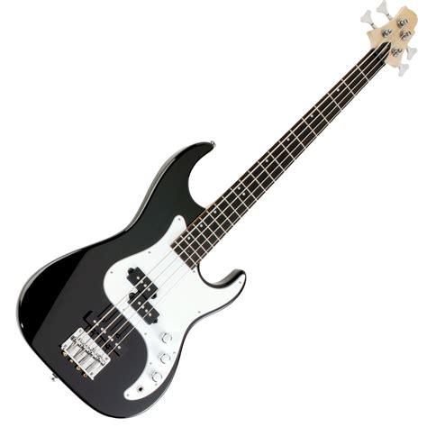 Gitar Bass Sdgr 149 greg corsair cr 13 bass guitar black at gear4music