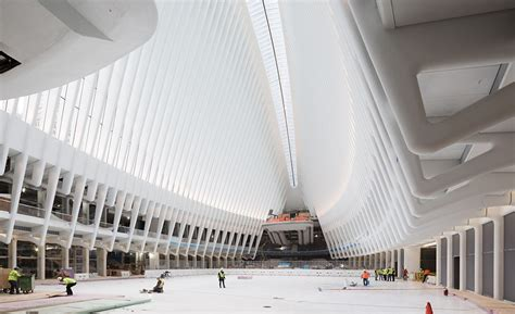 Wtc Bathtub by World Trade Center Transportation Hub 2016 03 03