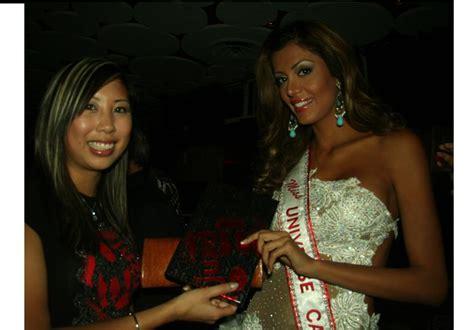 Miss Universe Canada Loves Juzd Streetwear Clothing Juzd