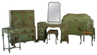 1920s chinoiserie bedroom set asian bedroom furniture