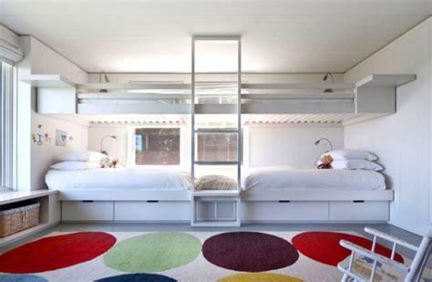 Ranjang Modern ranjang tingkat untuk kamar tidur minimalis desain rumah