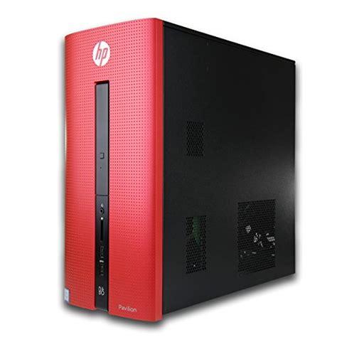 cuk hp pavilion gaming and workstation pc intel i7 6700 cpu 2gb gtx 960 8gb ram 250gb ssd