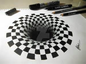 illusion template 19 exles of optical illusion drawings free premium