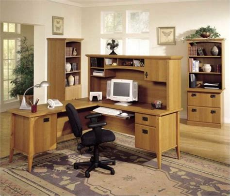 Create Comfortable Home Office Furniture Wood Office Home Office Furniture Wood