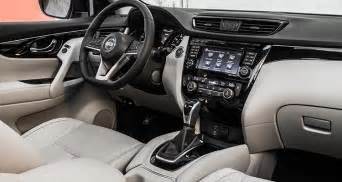 Nissan Suv Interior by 2017 Nissan Rogue Sport Preview Consumer Reports