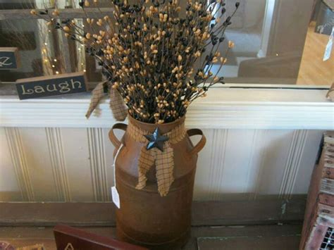 christmas milk can ideas pinterest milk can for the home primitives country primitive and country living