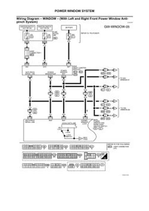schematic electric  nissan versa complete wiring schemas