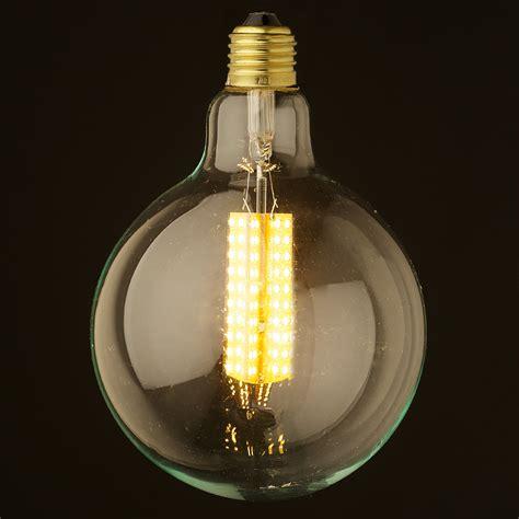 6 watt led light bulb 6 watt dimmable led e27 clear 125mm bulb