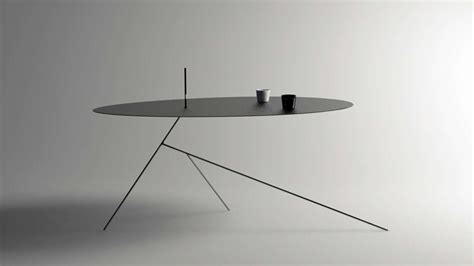 minimalist table the ultimate minimalist table is practically invisible