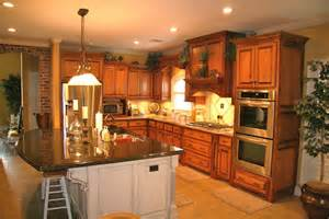 large custom kitchen islands lake charles country home