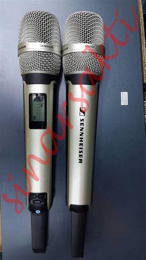 Mic Sennheiser Skm 9000 Handle jual mic wireless sennheiser skm 9000 handheld sinar sakti