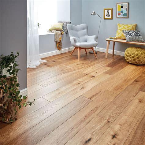 Harlech Smoked Oak Flooring   Woodpecker Flooring