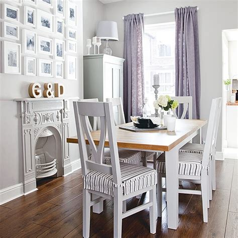 pretty dining rooms pretty dining room with lavender accents housetohome co uk
