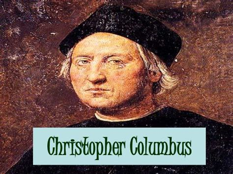 christopher columbus biography ppt 5 facts you may not have known about christopher columb