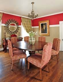 dining room wall colors how to pull two toned walls