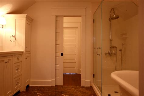 pocket door bathroom bathroom pocket door bathroom traditional with 1 ceramic hex historically