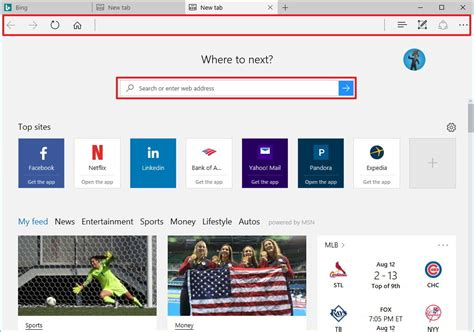 How To Make Your Address Bar Search 11 Improvements Microsoft Should Bring To Edge Windows Central