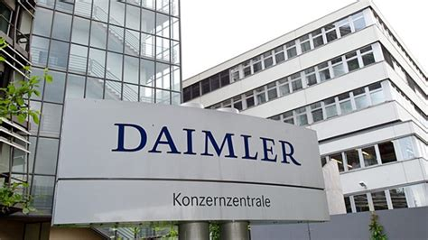 Daimler Bewerben Stuttgart Daimler Ag Verliert Im Prozess Wegen Scheinwerkvertr 228
