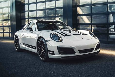 Racing Porsche 911 by Porsche 911 Carrera S Endurance Racing Edition Hypebeast