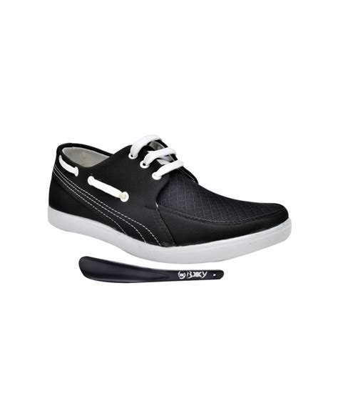 black comfortable shoes bxxy black comfortable casual shoes price in india buy