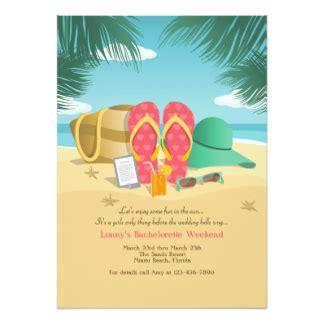 beach party invitations amp announcements zazzle