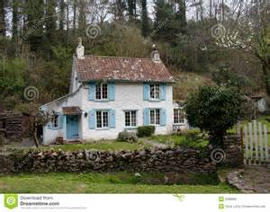 English Cottage Home Plans village cottage stock photography image 2288652