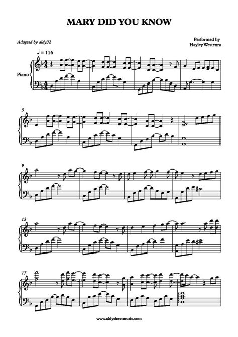 printable lyrics of mary did you know 53 best piano music christmas songs images on pinterest