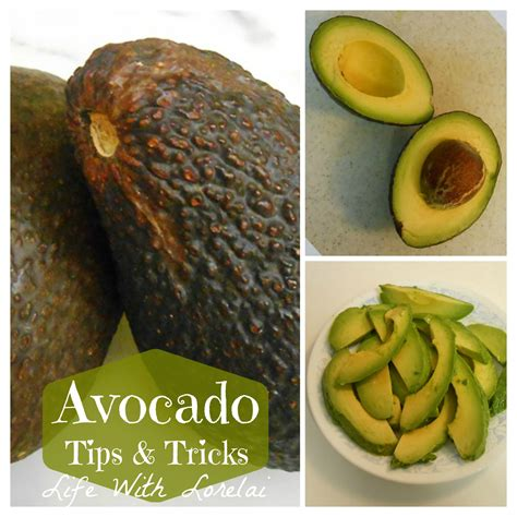 Tips Using Avocados by Avocado Tips Tricks With Lorelai
