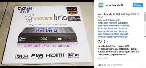 Tv Digital Venus set top box tv digital https belisettopbox co id