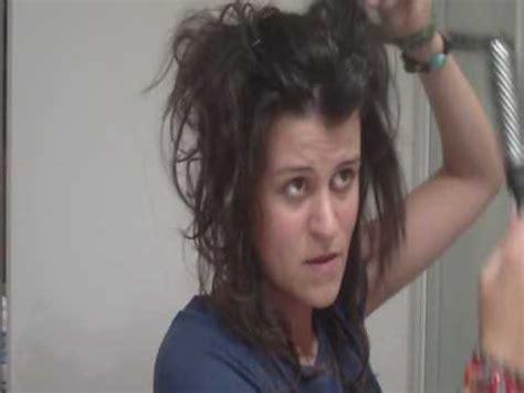 Mrs Hair mrs lovett hair tutorial