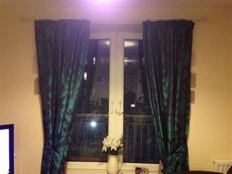 Teal And Brown Curtain Panels Brown And Teal Curtains What Wall Colour