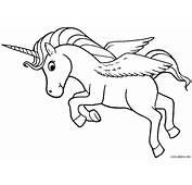 Malvorlagen Fur Kinder  Ausmalbilder Pegasus Kostenlos