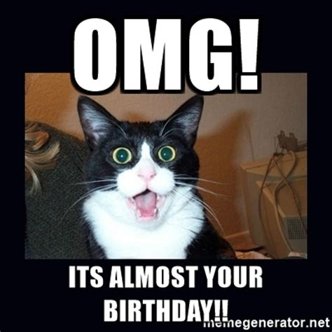 Meme Generator Birthday - birthday cat meme generator outrageous memes image memes