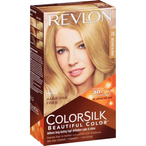 revlon hair color reviews revlon colorsilk beautiful color permanent hair color 3d