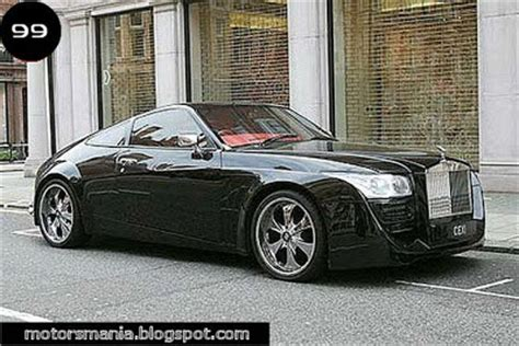 rolls royce sports car rolls royce sports car 10pics curious photos