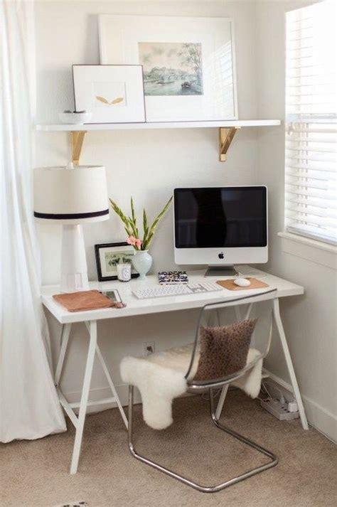 am駭ager un bureau dans un petit espace les 25 meilleures id 233 es de la cat 233 gorie petit bureau sur