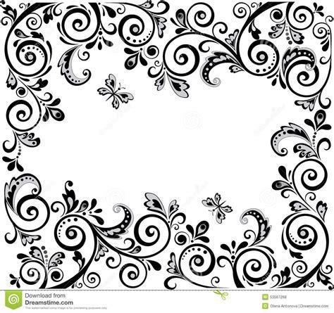 pattern border black and white border design patterns black and white www pixshark com