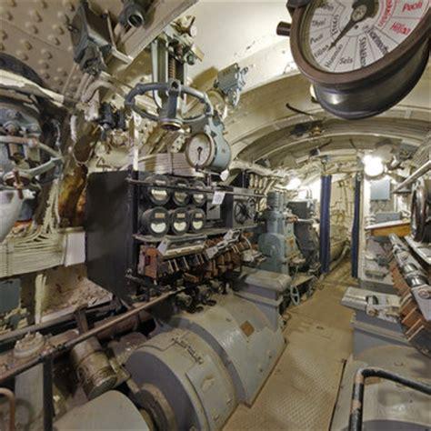 wwii submarine engine room panorama in helsinki 360cities