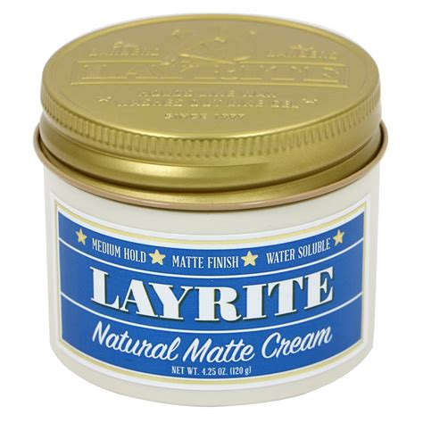 Pomade King Mini layrite matte travel size slick styles