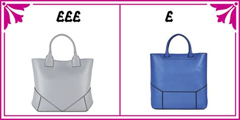 Designer Vs High Ombre Tote by Save V Splurge The Best Designer Handbags And Their High