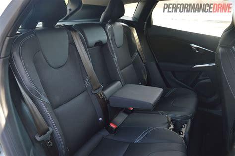 volvo v40 seats 2013 volvo v40 d4 kinetic review performancedrive