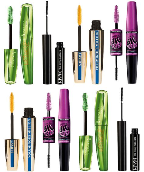 best mascara the best drugstore mascaras for all your lash needs