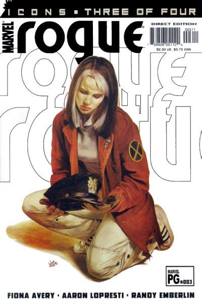 Rogue Comic Book Cover Search rogue 2nd series 3 uncannyxmen net