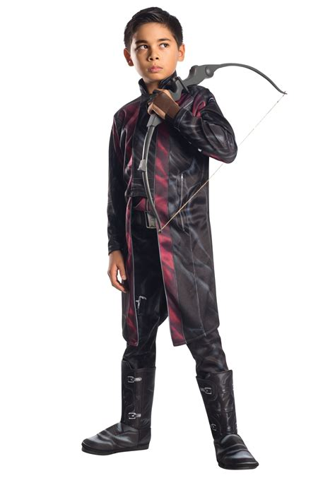 costumes for child deluxe hawkeye 2 costume