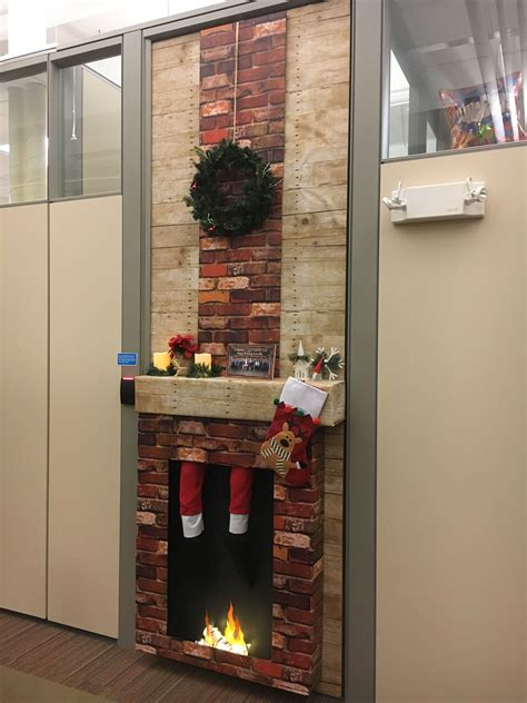 office holiday door contest office door decoration lineply