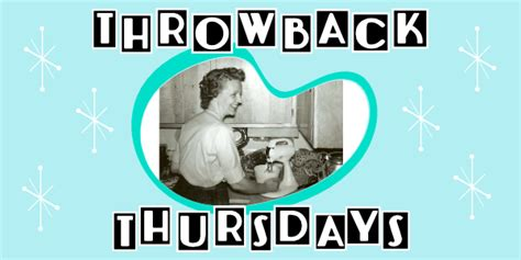 a media specialist s guide to the throwback thursday begins today