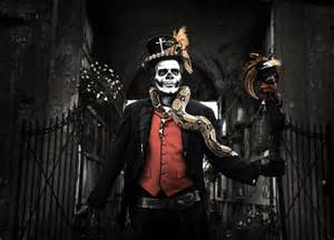 baron samedi haitian loa and voodoo