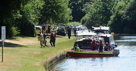 thames river man made body of man found in river thames at shepperton identified